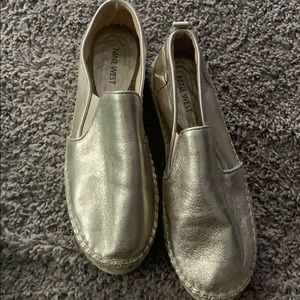 Nine West 7.5 loafers